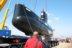 The launch of Nautilus - May 2008