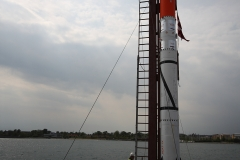 Sputnik launch - May 2011